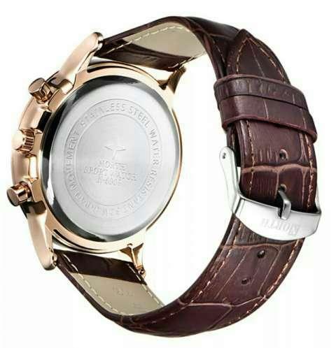 Reloj North con cronógrafo militar - 3