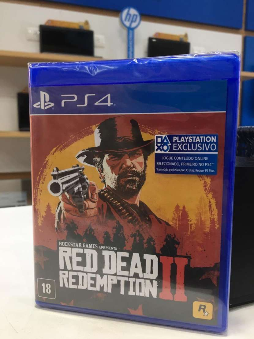 Red Dead Redemption II para PS4 - 0