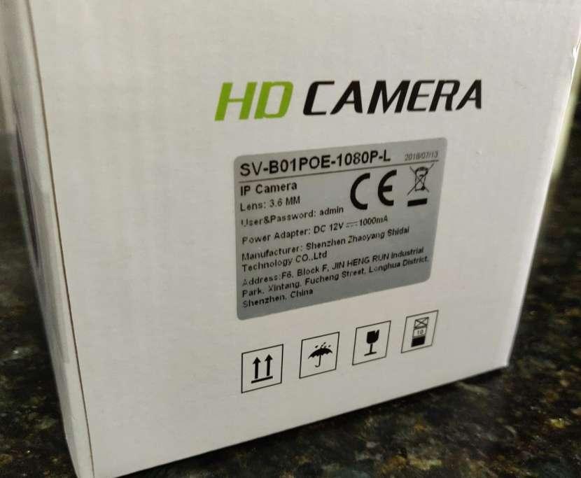Cámaras SV3C full HD poe - 0