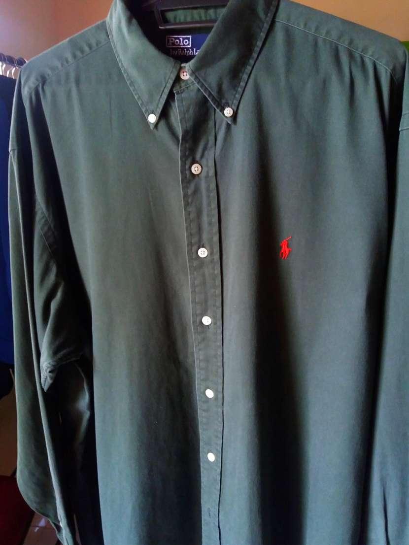 Camisa Polo Ralph Lauren Original XL - 0