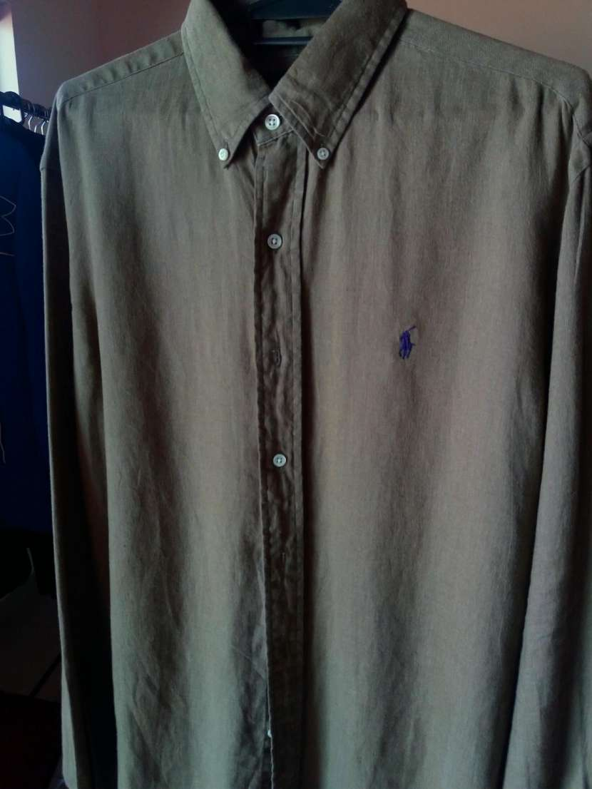 Polo Ralph Lauren Camisa Original L - 0