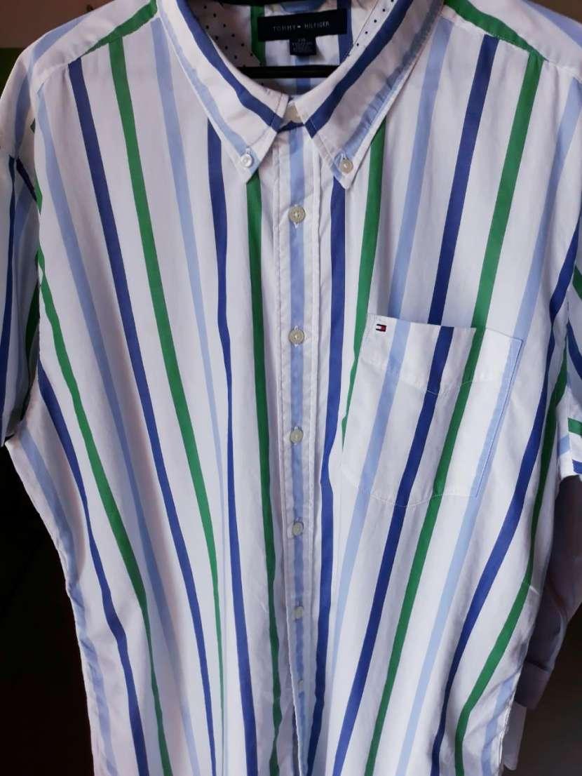 Tommy Hilfiger Camisa Original XXL - 0