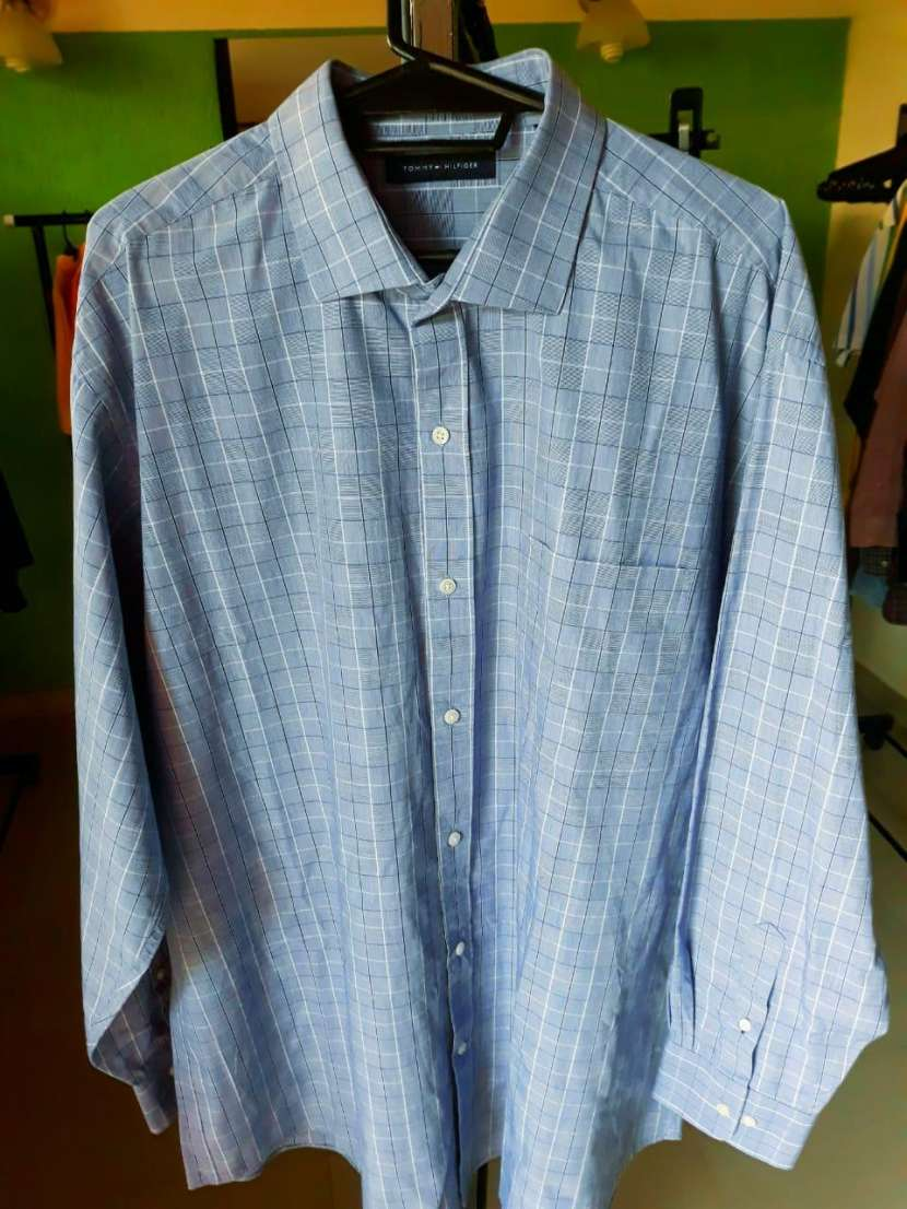 Tommy Hilfiger Camisa Original XL - 0