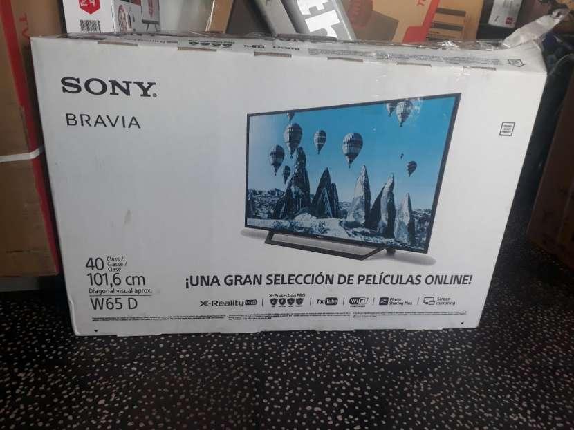TV Smart Sony 40 pulgadas nuevo - 0