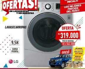 Lava secarropas LG 9,5 kg