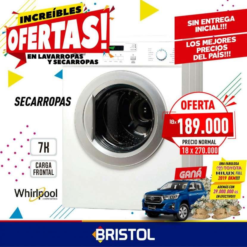 Secarropas Whirlpool 7 kg