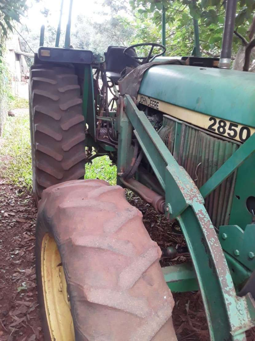 Tractor - 0