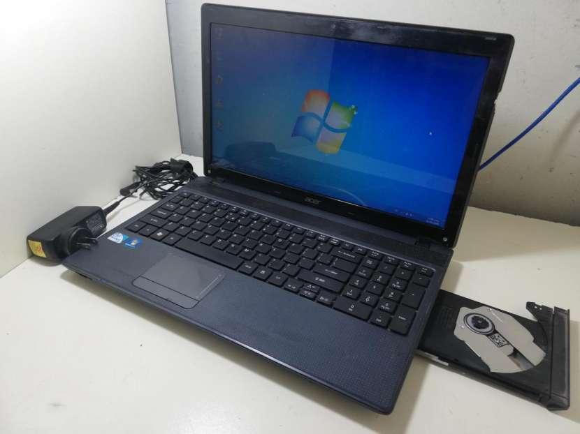 Notebook Acer 5733 - 3