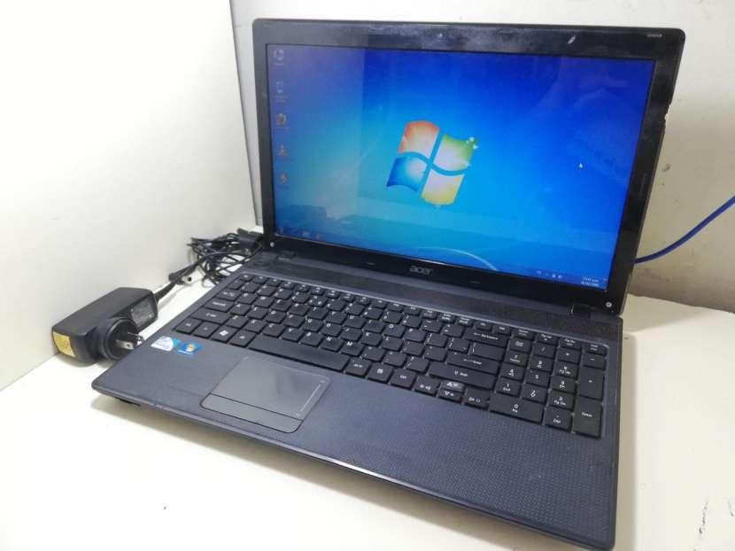 Notebook Acer 5733 - 4