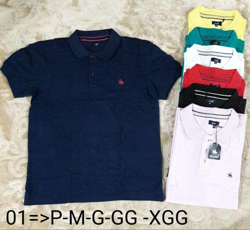 Blusas para damas y remeras para caballeros - 6