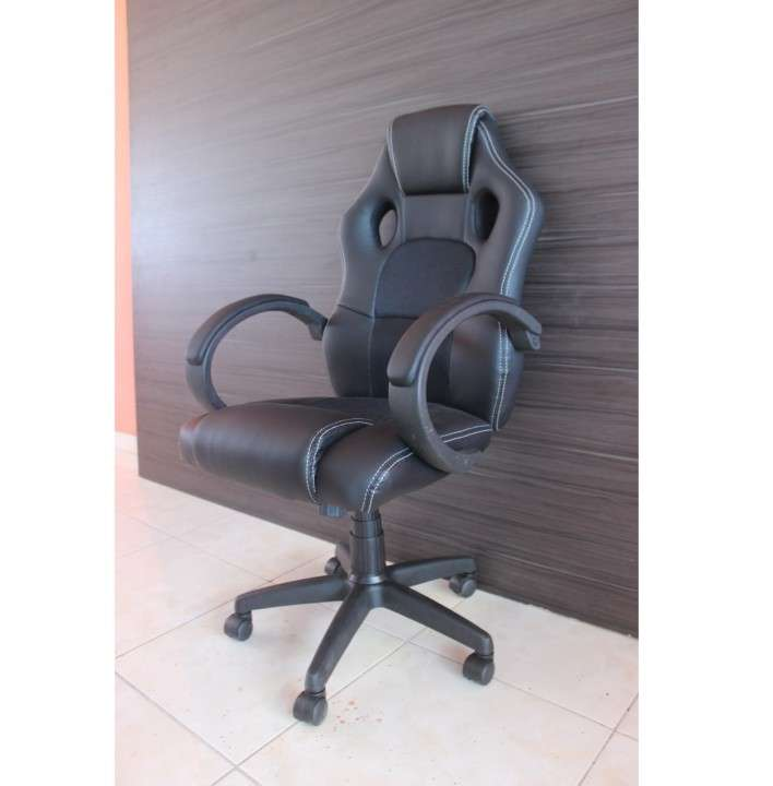 Silla gaming negro - 0