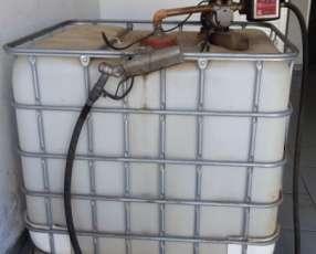 Bidón de 1000 L surtidor/dispensador pico de combustible