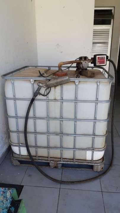 Bidón de 1000 L surtidor/dispensador pico de combustible - 0