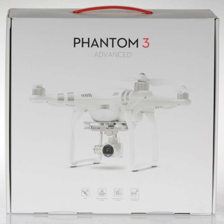 Drone Phantom 3 Advanced - 1