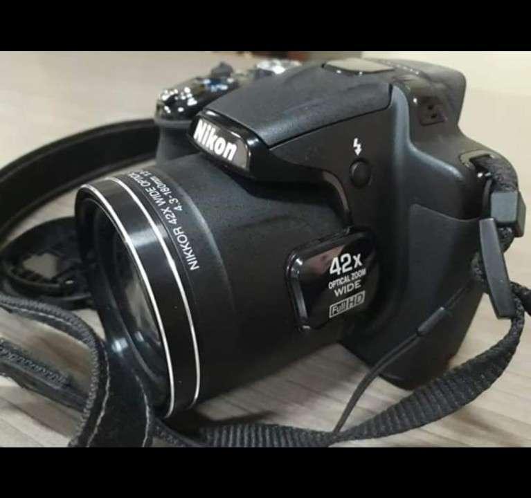 Cámara Nikon P530 - 1