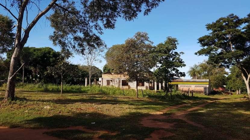 Terreno en Capiatá zona Álamo - 5
