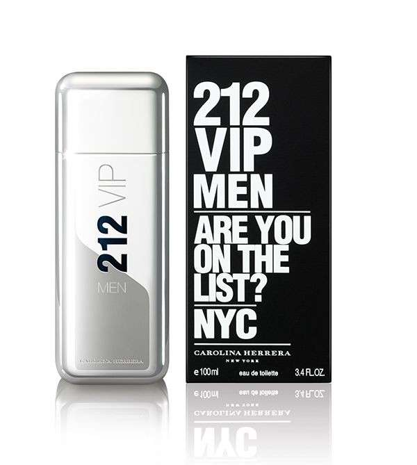Perfume 212 VIP Men de 100 ml - 1
