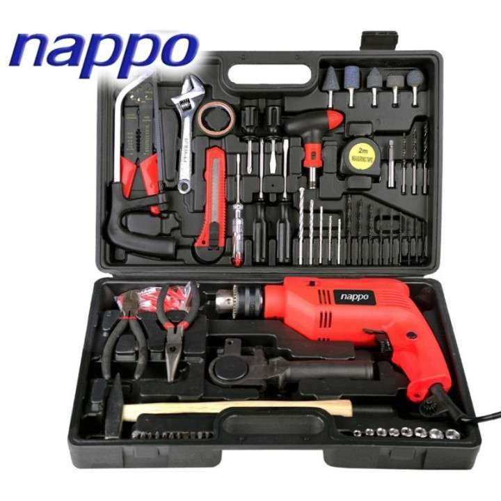 Kit de herramientas nappo - 1