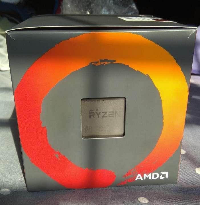 Procesador AMD Ryzen 5 1600 con cooler - 1