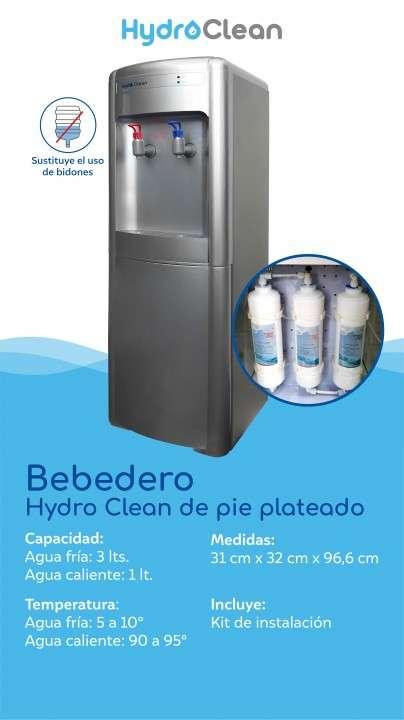 Bebedero de agua purifcada - 0
