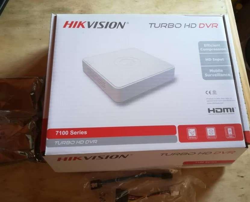 DVR Hikvision - 1