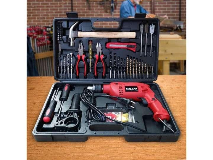 Kit de herramientas nappo - 0