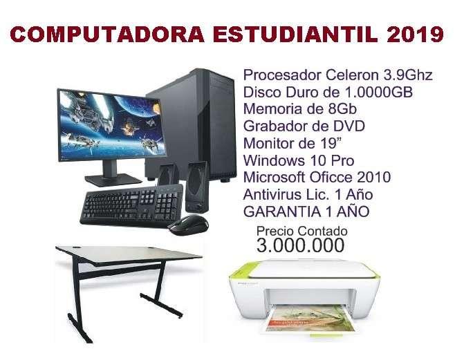 Computadora de Mesa - 0