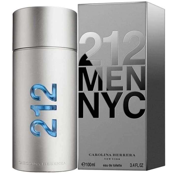 Perfume 212 Men NYC - 1
