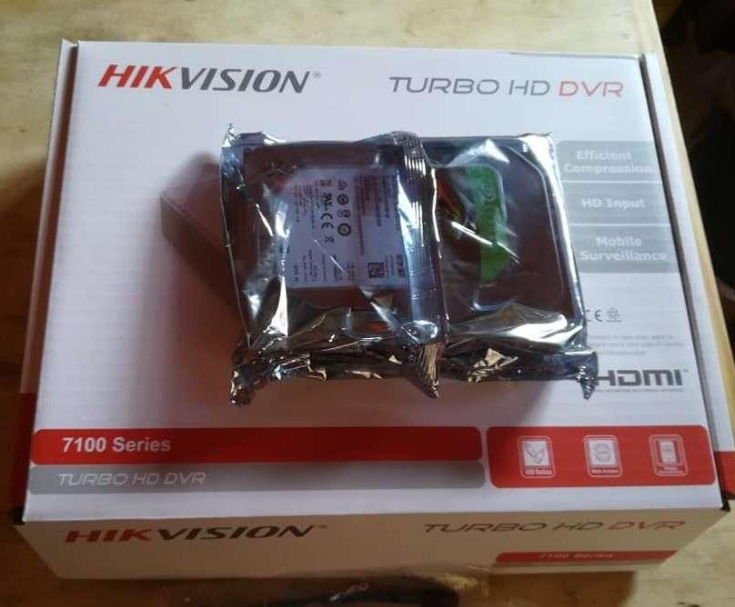 DVR Hikvision - 0