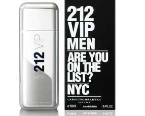 Perfume 212 VIP Men de 100 ml