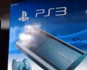 PS3 de 500 gb con 50 juegos