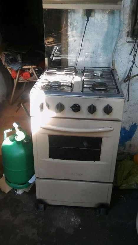 Cocina con garrafa de 5 kg - 0