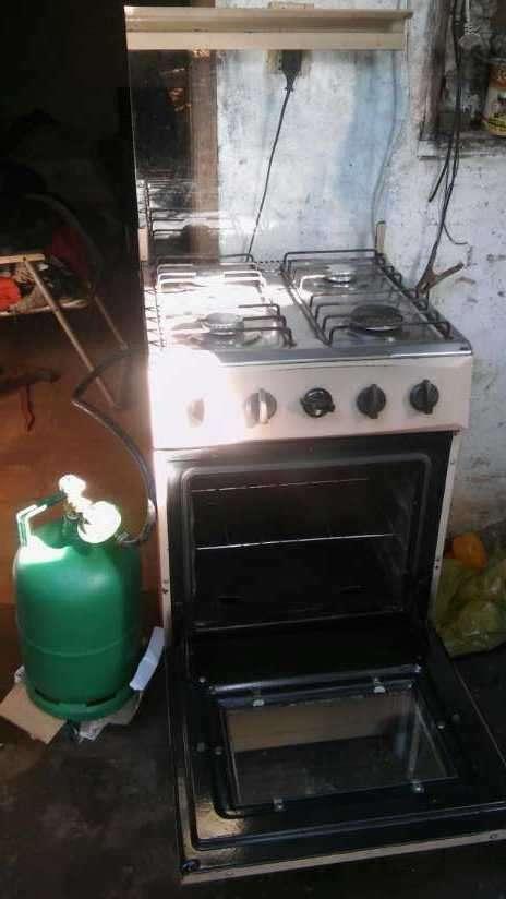 Cocina con garrafa de 5 kg - 2