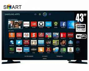 TV LED Samsung 43 pulgadas smart wifi