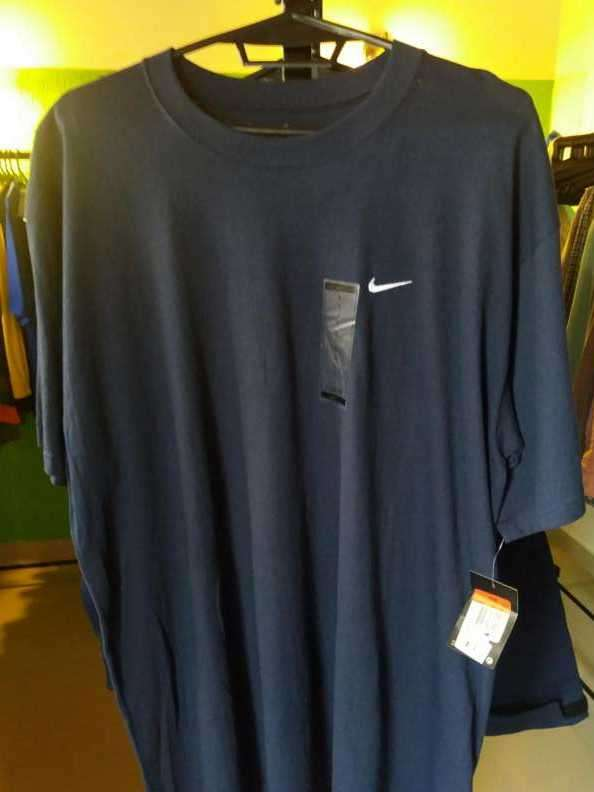 Nike Remera Original Algodón L - 0