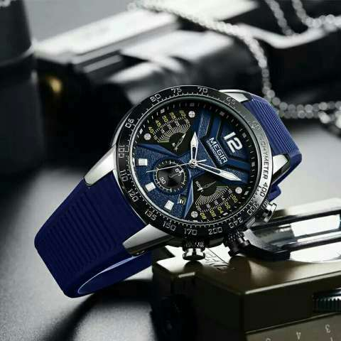 Reloj Megir. - 0