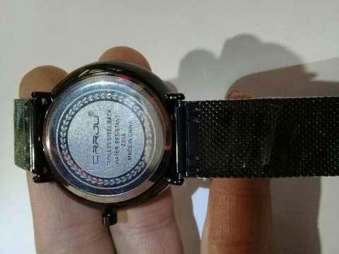 Reloj para hombre Marca CRRJU - 4