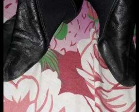 Zapatillas de jazz color negro