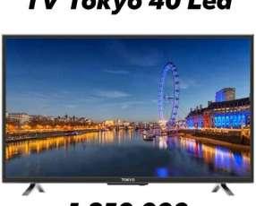 TV Tokyo LED de 40 pulgadas