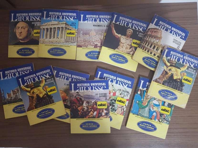 Historia Universal Larousse - 0