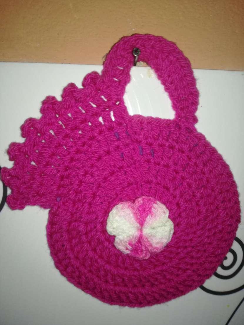 Artesanías en crochet - 0