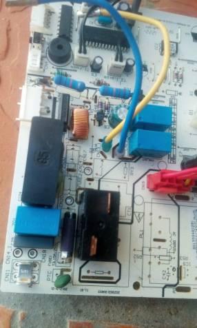 Reparación de placa aire y lavarropas