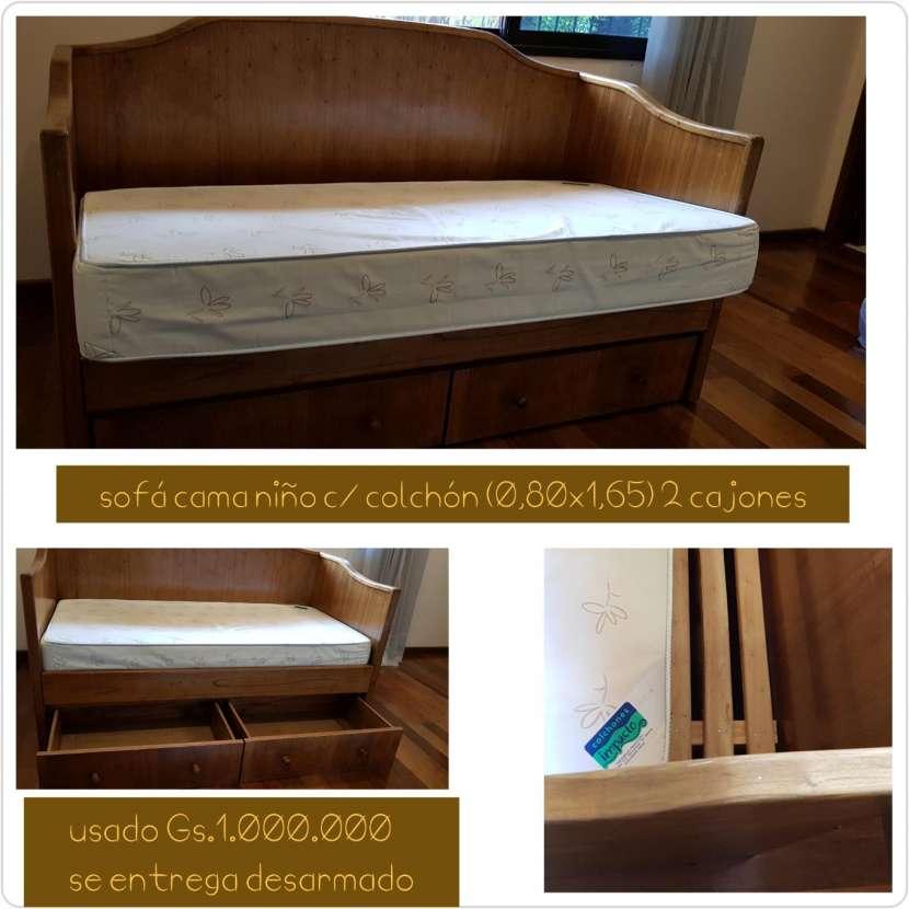 Sofá cama para niño - 1