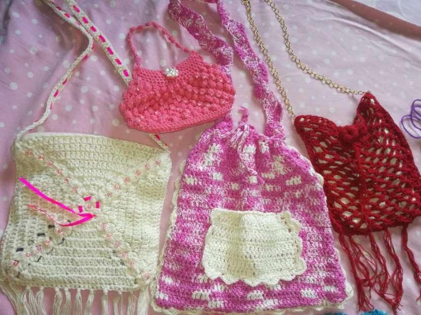 Artesanías en crochet - 1