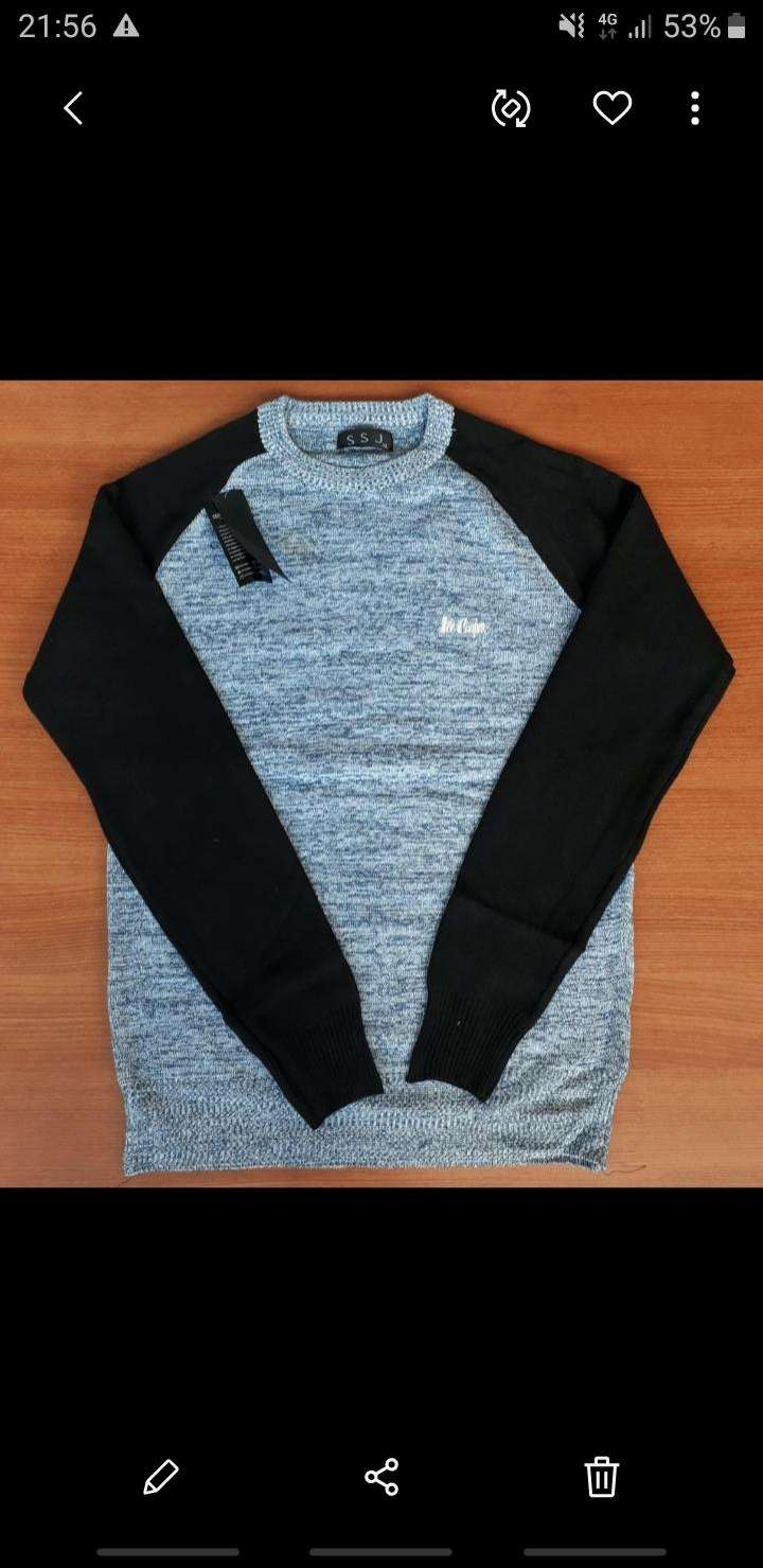 Suéter para caballeros - 2