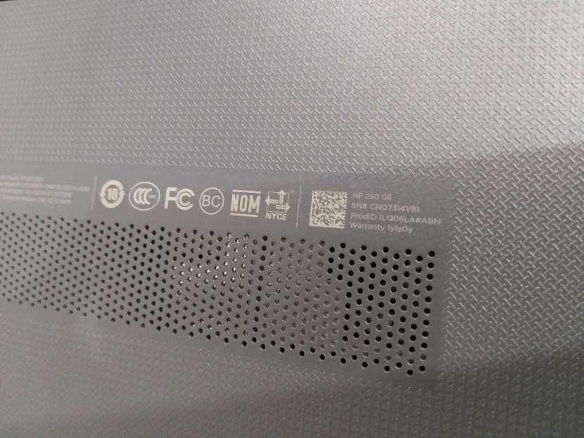Notebook HP 15.6 intel N3060 - 2