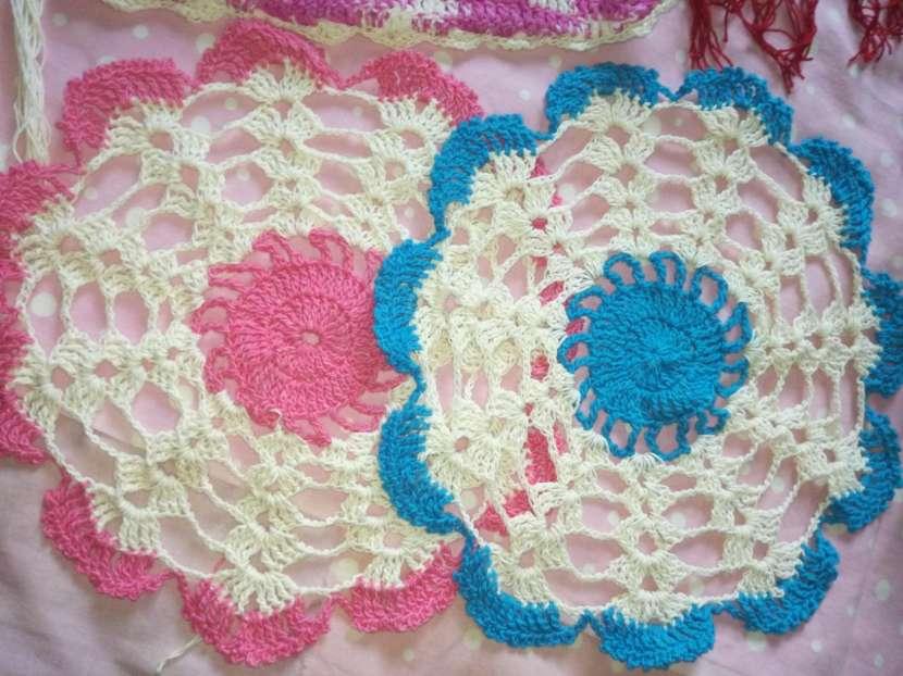 Artesanías en crochet - 2