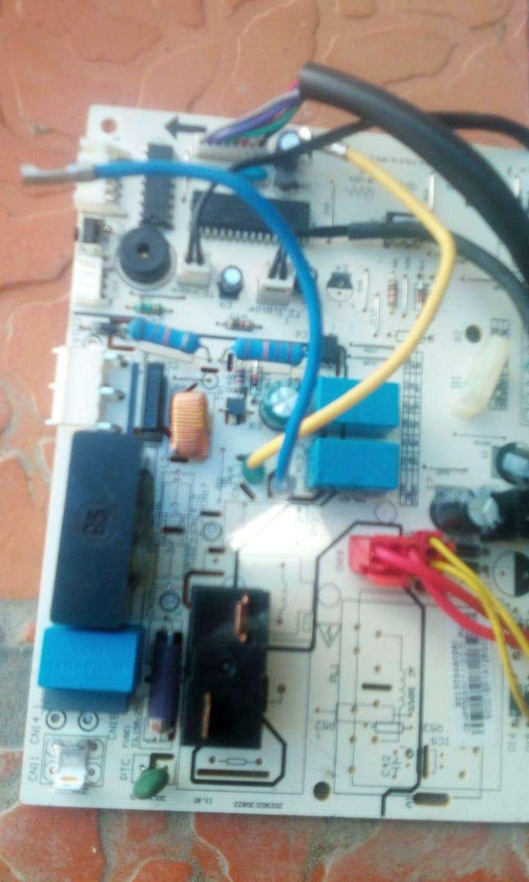 Reparación de placa aire y lavarropas - 2