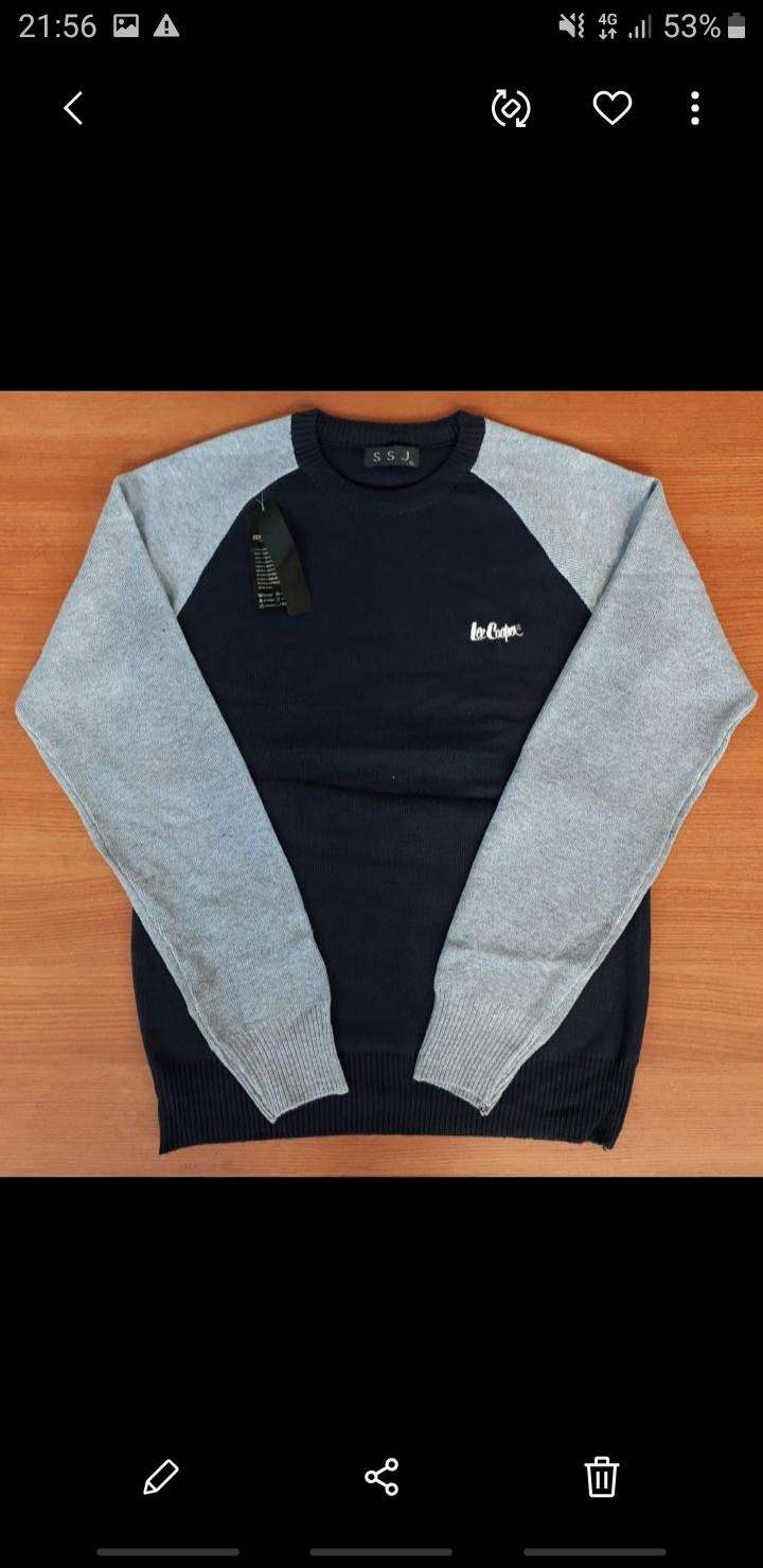 Suéter para caballeros - 3