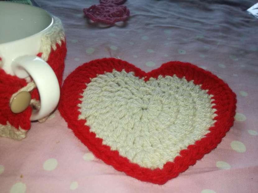 Artesanías en crochet - 4